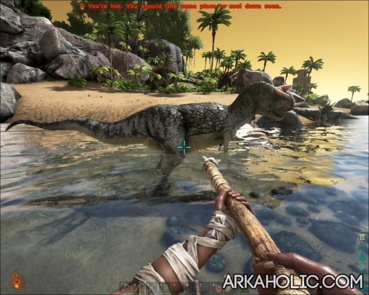 Carnotaurus Screenshot