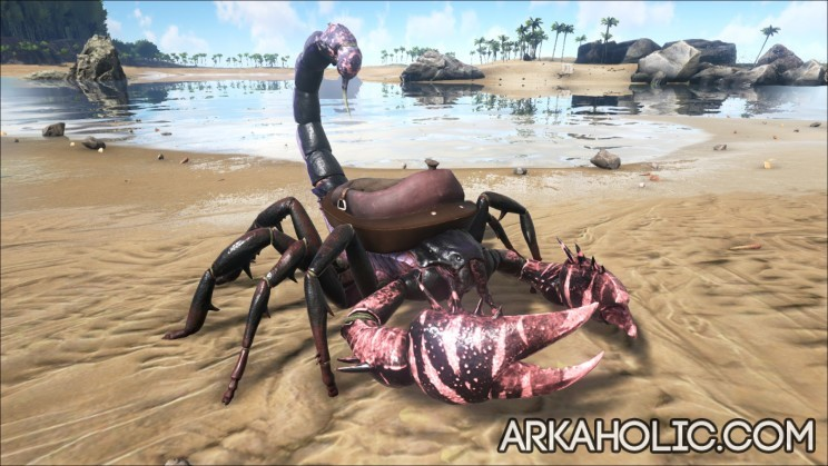 Scorpion Screenshot