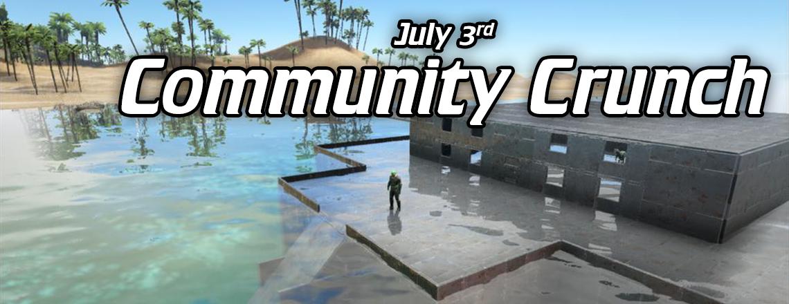 Community Crunch 7.3