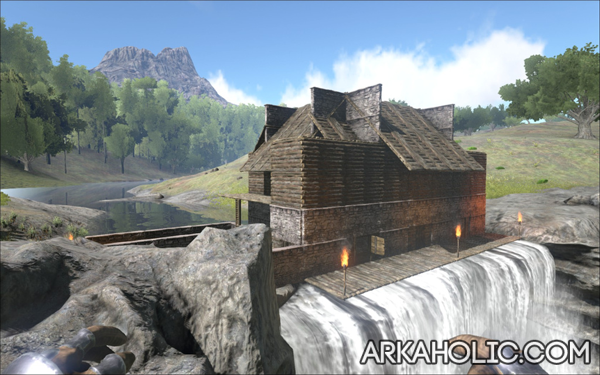 ARK Survival Building Guide - How to Build a Base - ARKaholic
