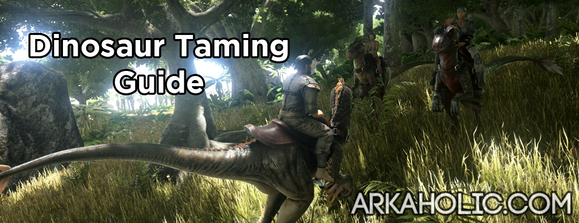 ark-survival-evolved-dinosaur-taming-guide