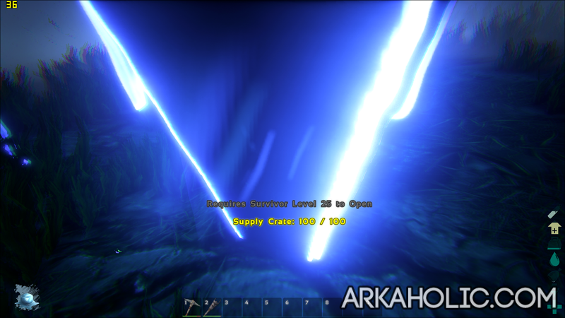 Ark survival evolved beacons guide blue beacon malvernweather Image collections