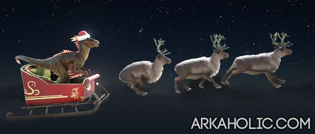 Ark survival evolved winter wonderland make sure to stock up on all of these items as they are limited edition and will only be available during the ark winter wonderland event malvernweather Image collections