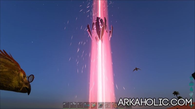 Ark survival evolved beacons guide red beacon malvernweather Gallery