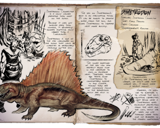 Dimetrodon Dossier