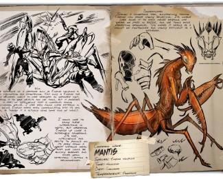 mantis dossier