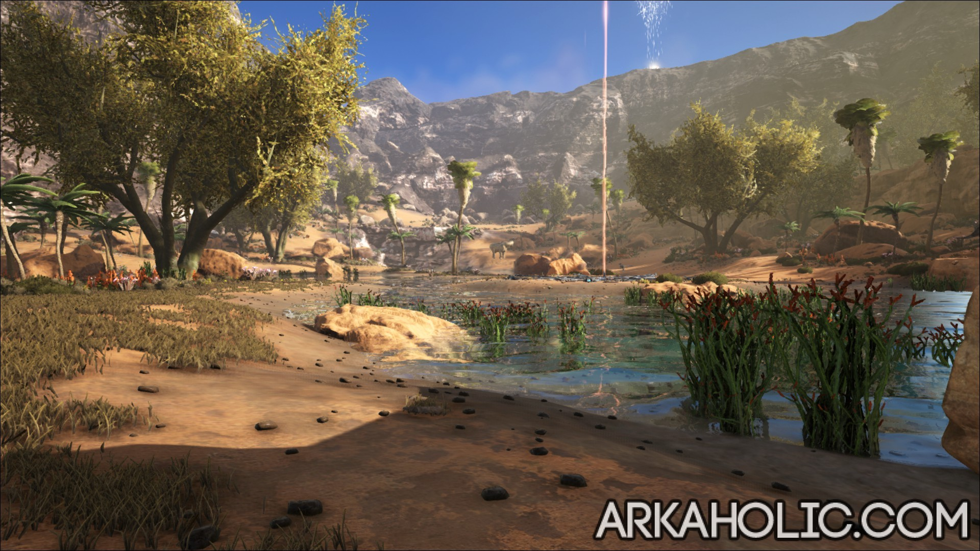 Scorched Earth Map & Guide   ARK Survival Evolved