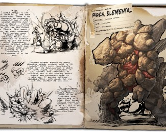 rock elemental dossier