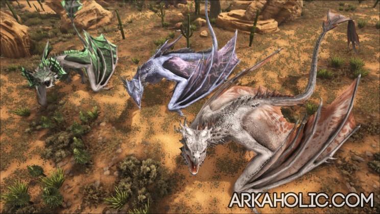 Wyvern Tips Amp Strategy Guide Ark Survival Evolved