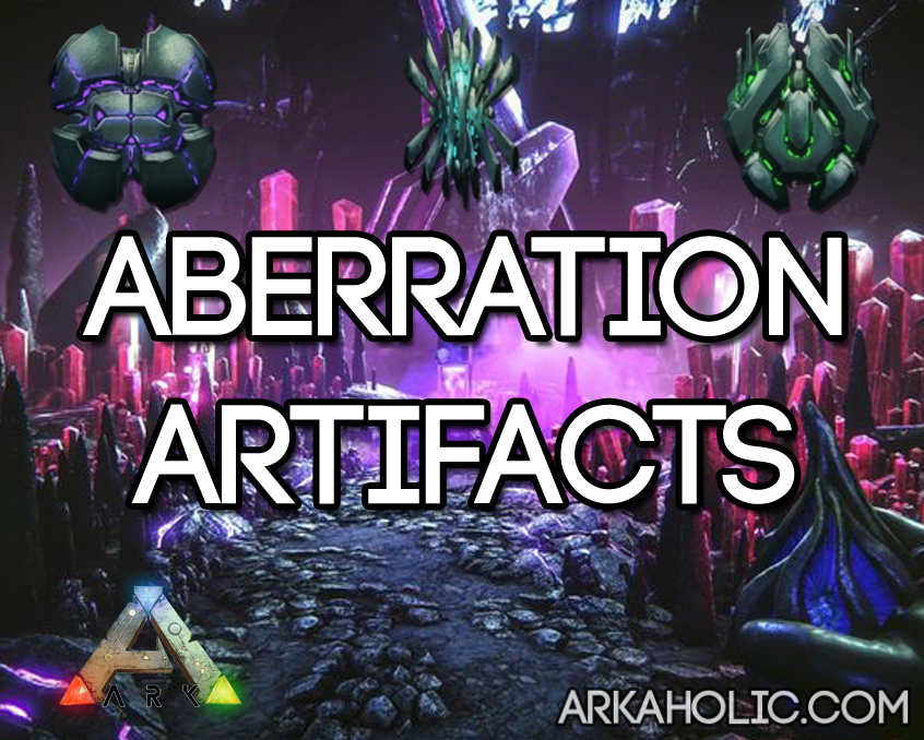 Aberration Artifacts - Locations Guide
