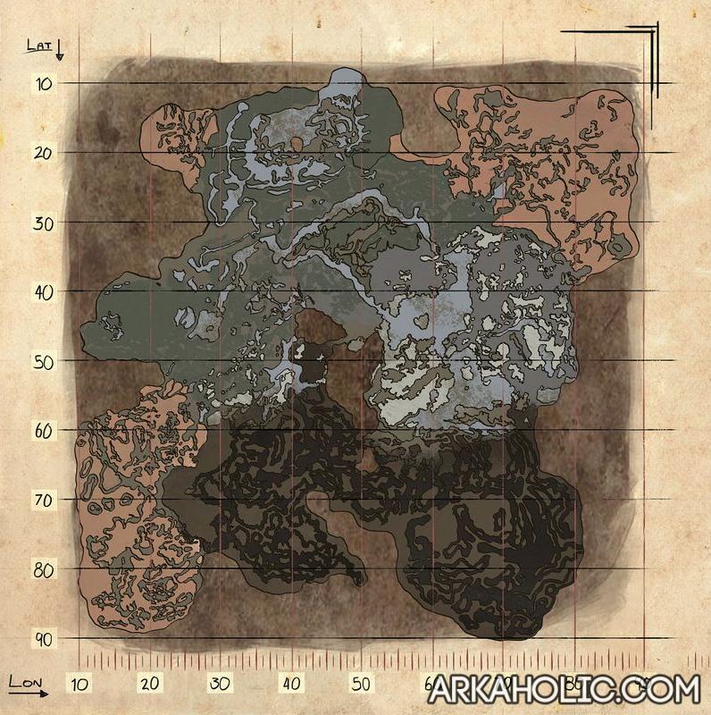 Aberration Map  U0026 Survival Tips