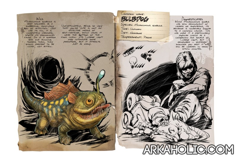 New Aberration Creatures - ARK Survival Evolved