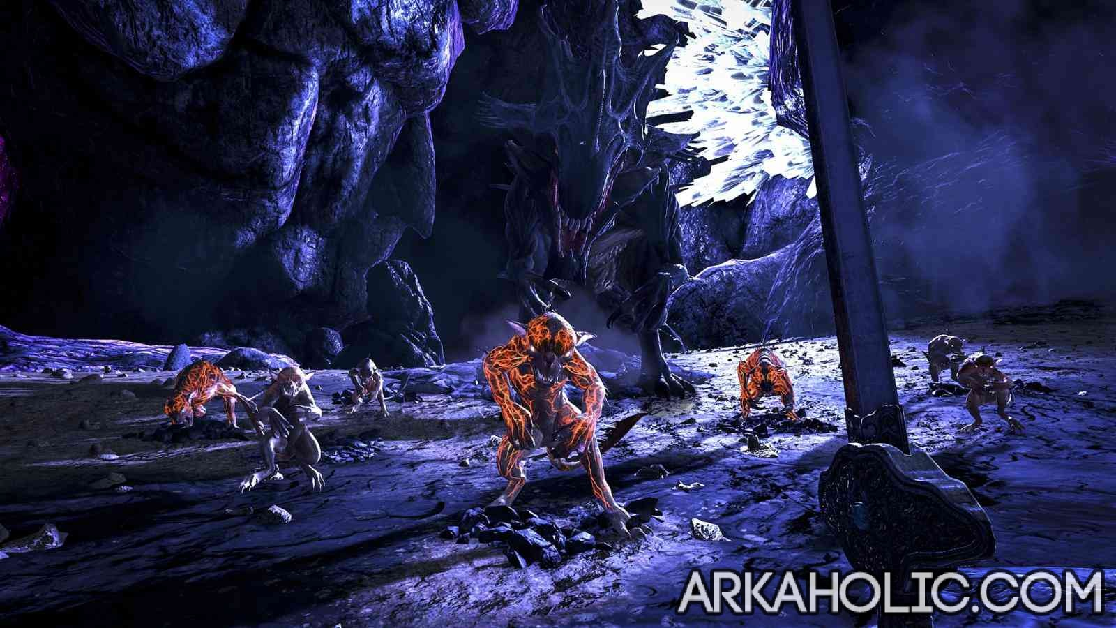 New Aberration Creatures - ARK Survival Evolved